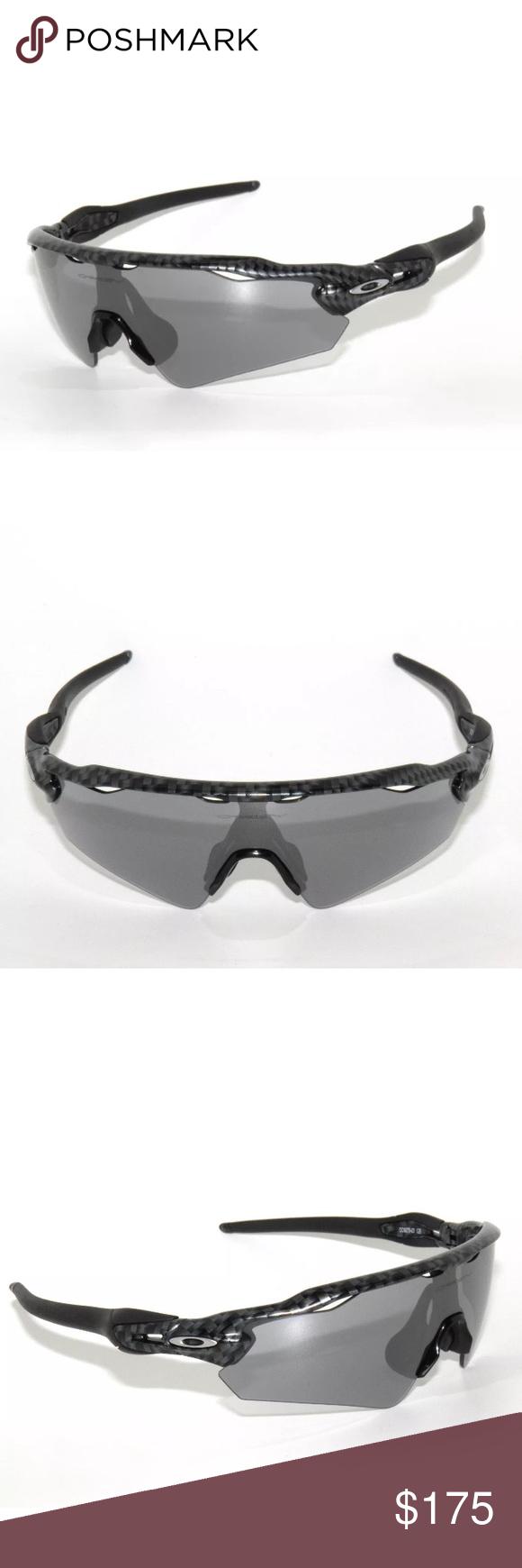 Oakley Sunglasses Radar EV Carbon Fiber New, comes with