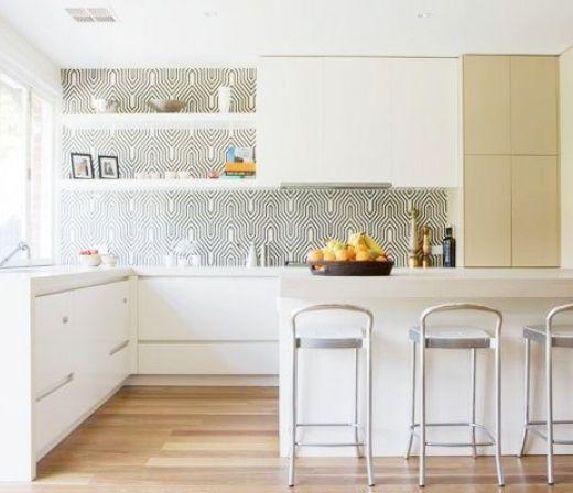Backsplashes - Cheap vs Steep ideas Home Pinterest Backsplash