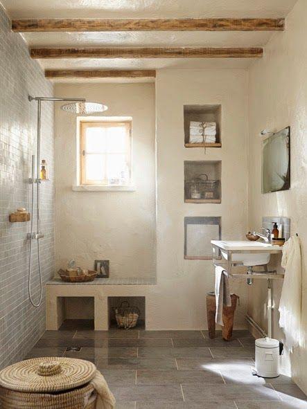 Salle de bains douche à l\u0027italienne Leroy Merlin Décorer sa Maison - Salle De Bain Moderne Douche Italienne