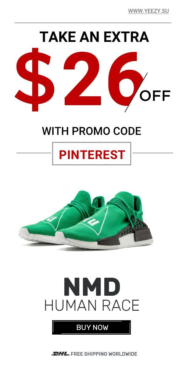 b0ba34de4e1b9 Buy The best Human Race Adidas HU Green   PW sneakers  sneakers  fashion