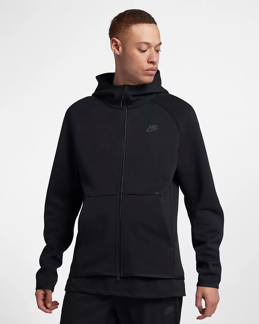 Sweat à capuche entièrement zippé Nike Sportswear Tech