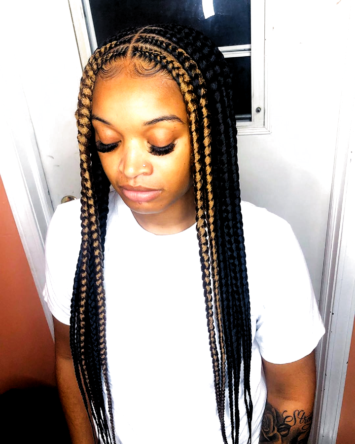 Quick Braided Hairstyles