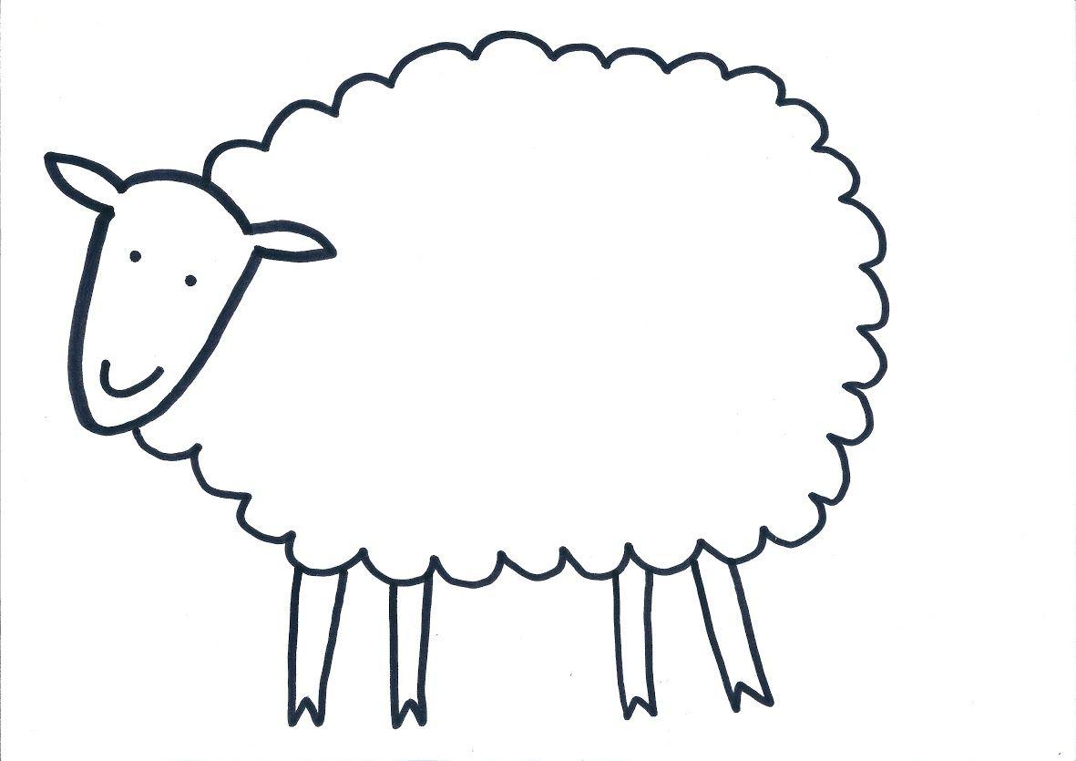 Displaying Green Sheep Template