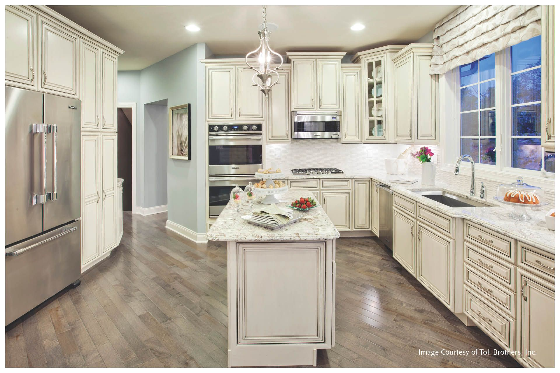Toll Brothers Reserve at Northampton, PA | Kitchens | Pinterest ...