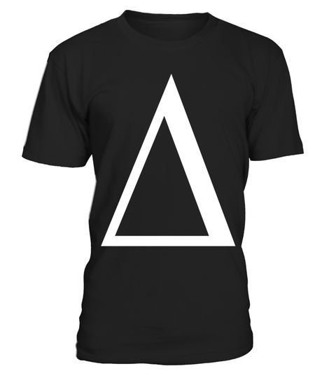 Delta T Shirt 4th Letter Alphabet Triangle Symbol Math Upper
