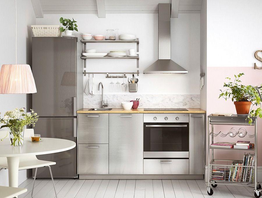 Contemporáneo Ayudante De Cocina Planificación Ikea Patrón - Ideas ...