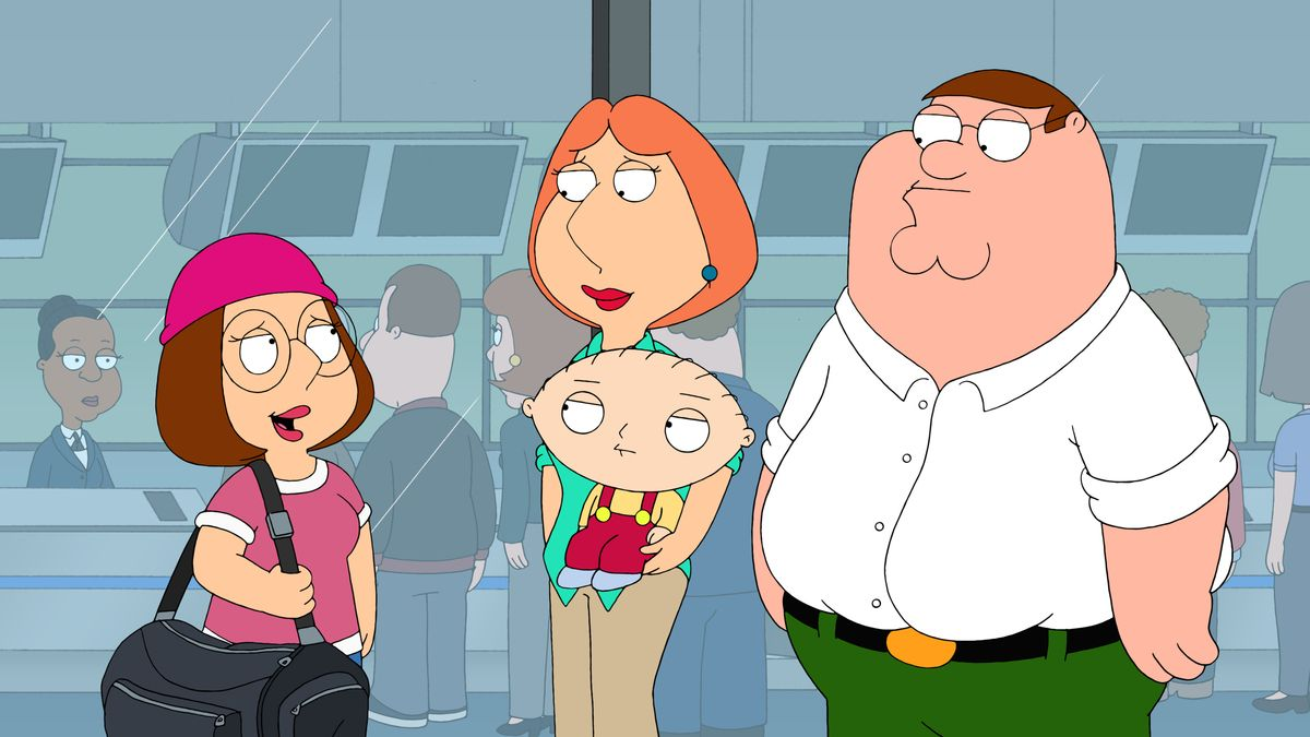 """American Dad Wife 2013 renewal index:""""family guy,"""" fox status: likely to be"""