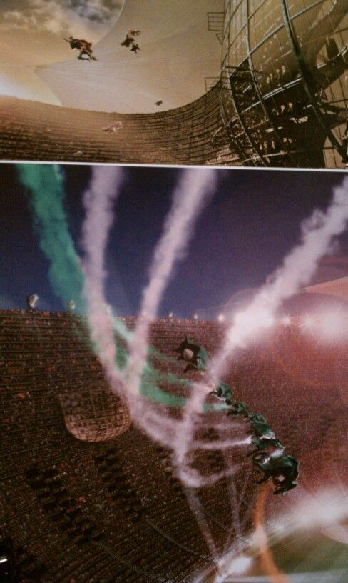 Art of harry potter. Quidditch world cup.
