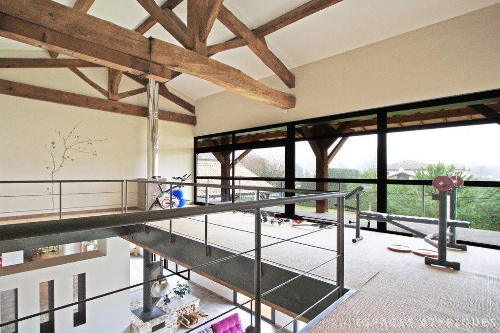 Annecy : Maison ancienne rénovée avec goût. en 2019 | Maison ...