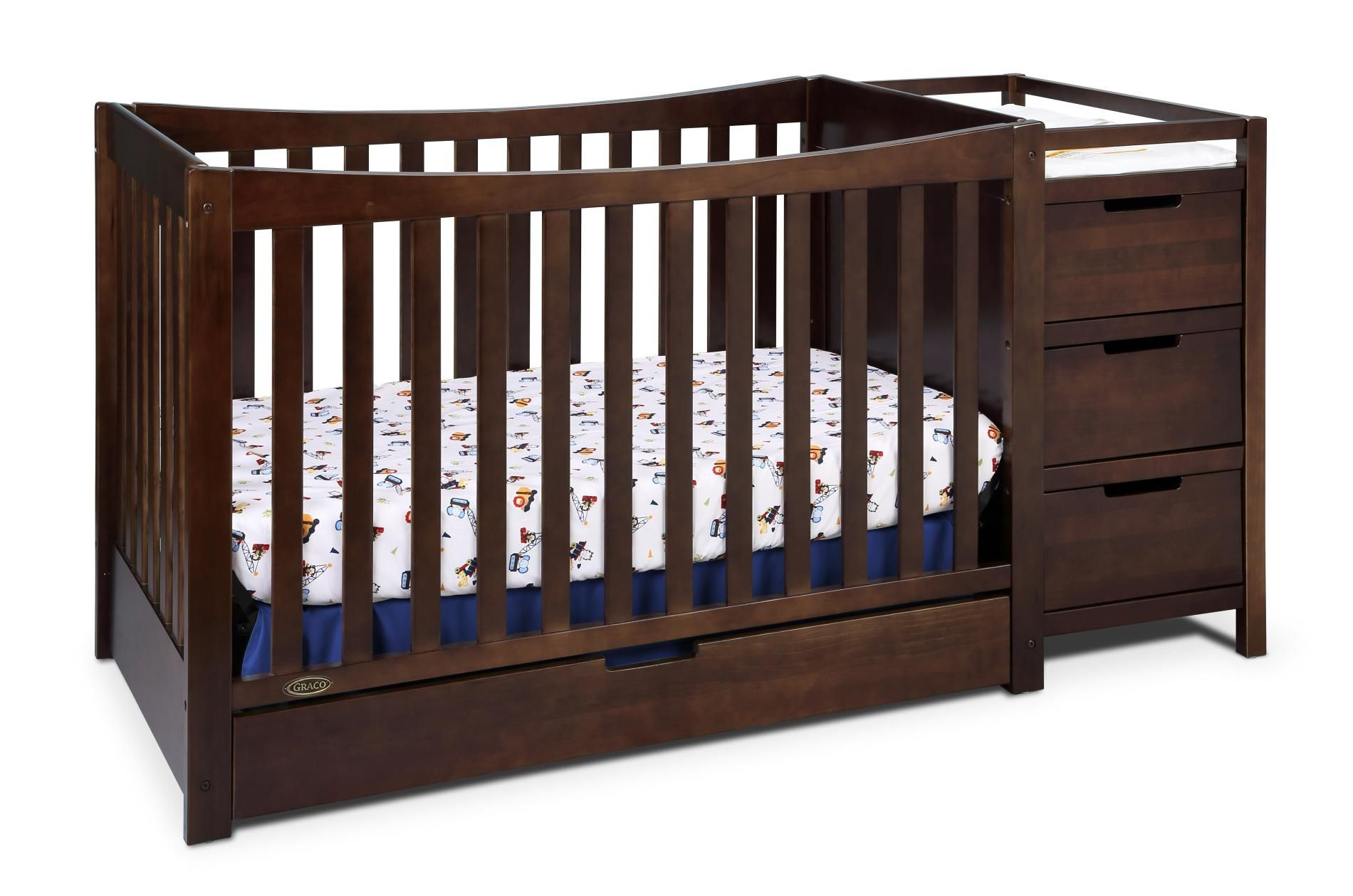Best Baby Cribs Of 2018 Sheltered Adaptable Safe