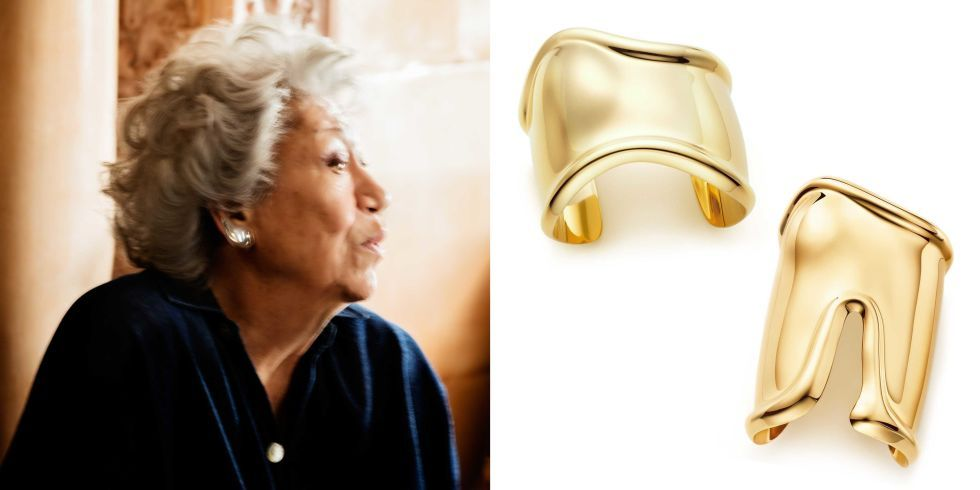13c3ef9b0 How Elsa Peretti Became An Iconic 20th Century Designer   Bangles ...