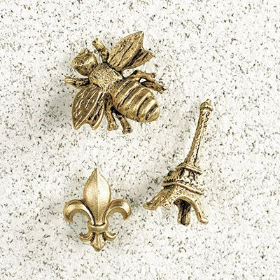 Set of 12 Style Tacks.  So cute for an exposed cork-board!