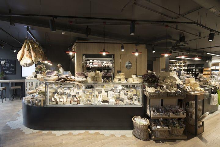 prezzemolo vitale london store by studio didea afa