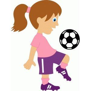 Silhouette Design Store Girl Soccer Player Silhouette Design Design Store Silhouette Online Store