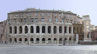 teatro de marcelo roma - Pesquisa Google