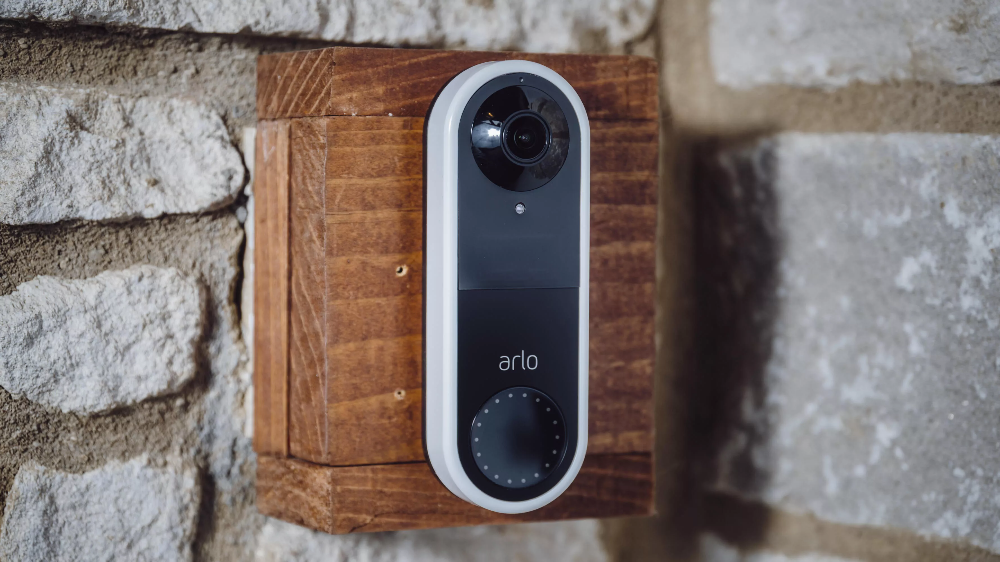 Arlo Video Doorbell | Best home security camera, Security ...