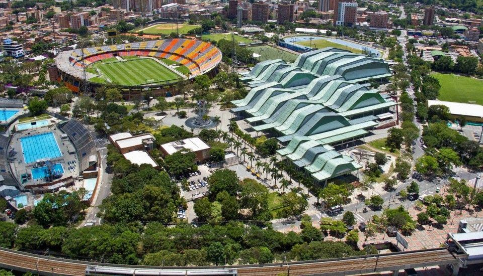 Unidad Deportivo Atanasio Girardot