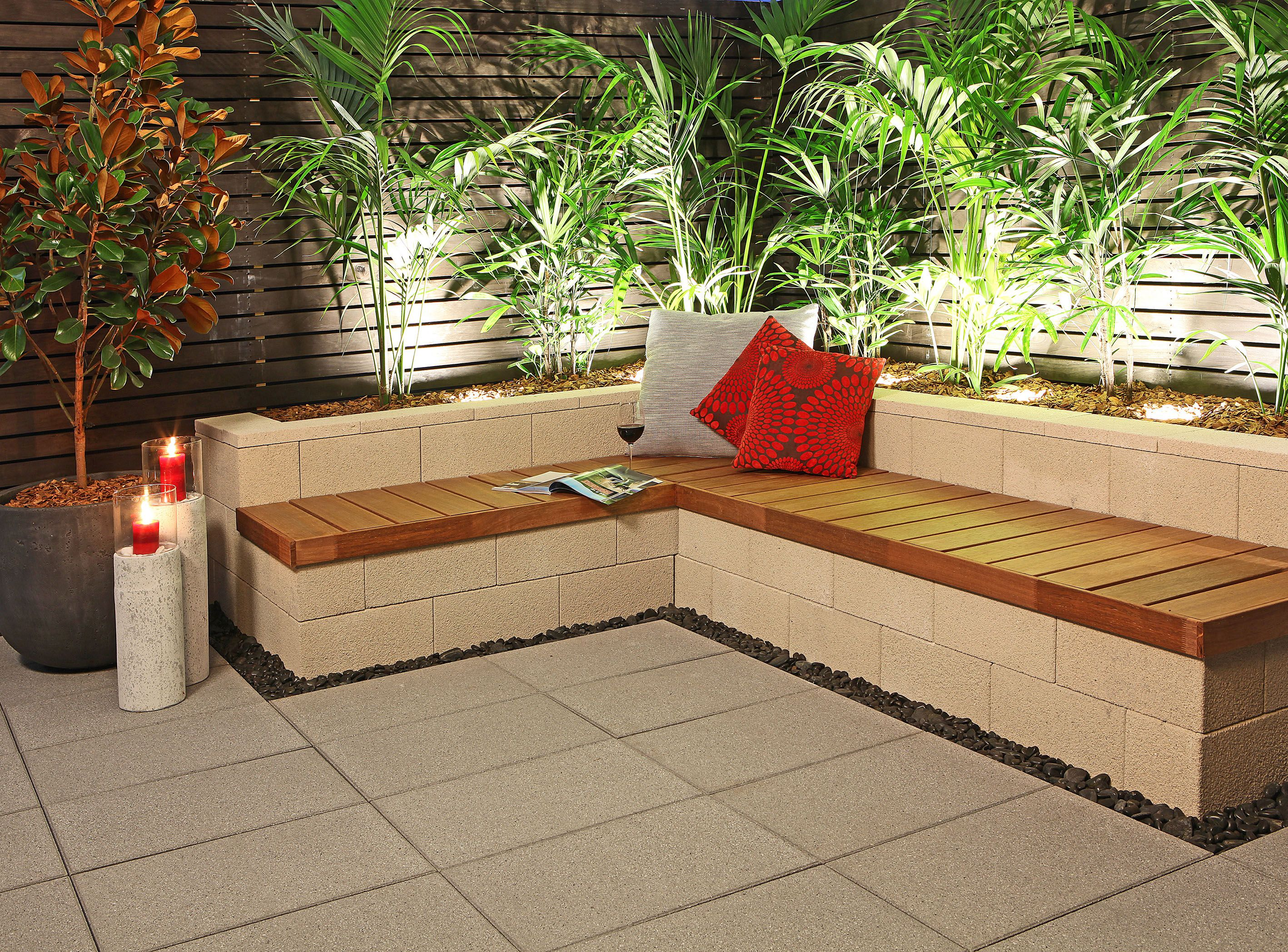 This Outdoor Room Is A Stunning Feature And Serves As