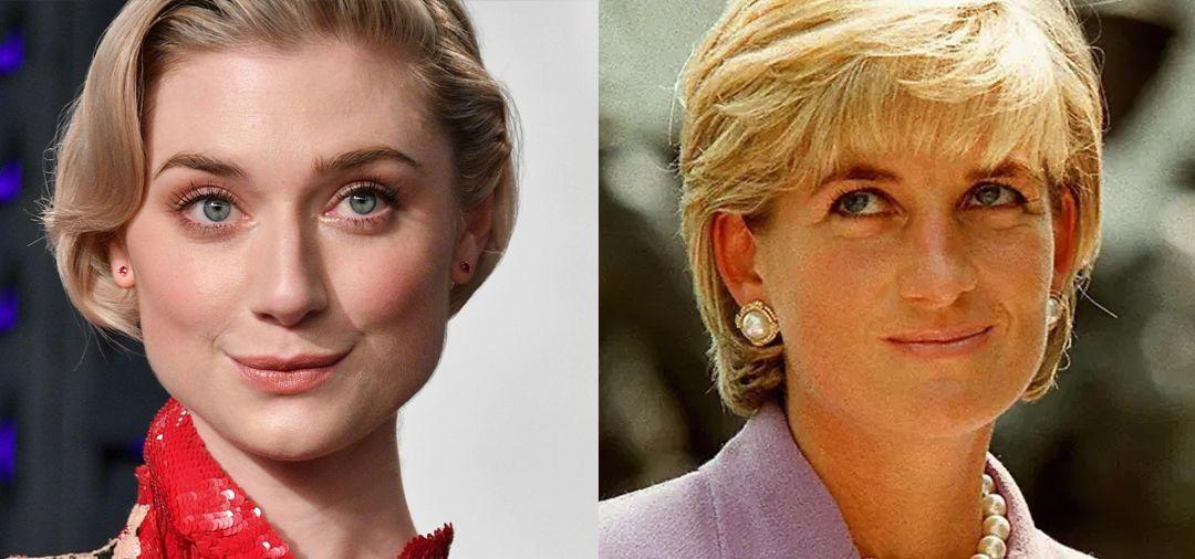 La Serie The Crown Ya Tiene A Su Proxima Princesa Diana En 2020 Princesa Diana Diana Princesa