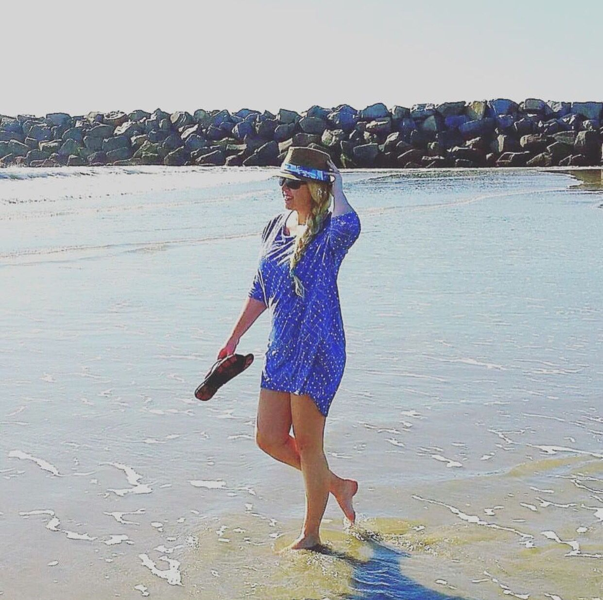 3b83867f4a Wearing an Irma as a beach cover up   LuLaRoe Clothing   Summer ...