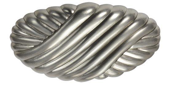 "#300 - 2"" Drawer Pull, Brushed Satin Nickel   99 Cent Knobs"