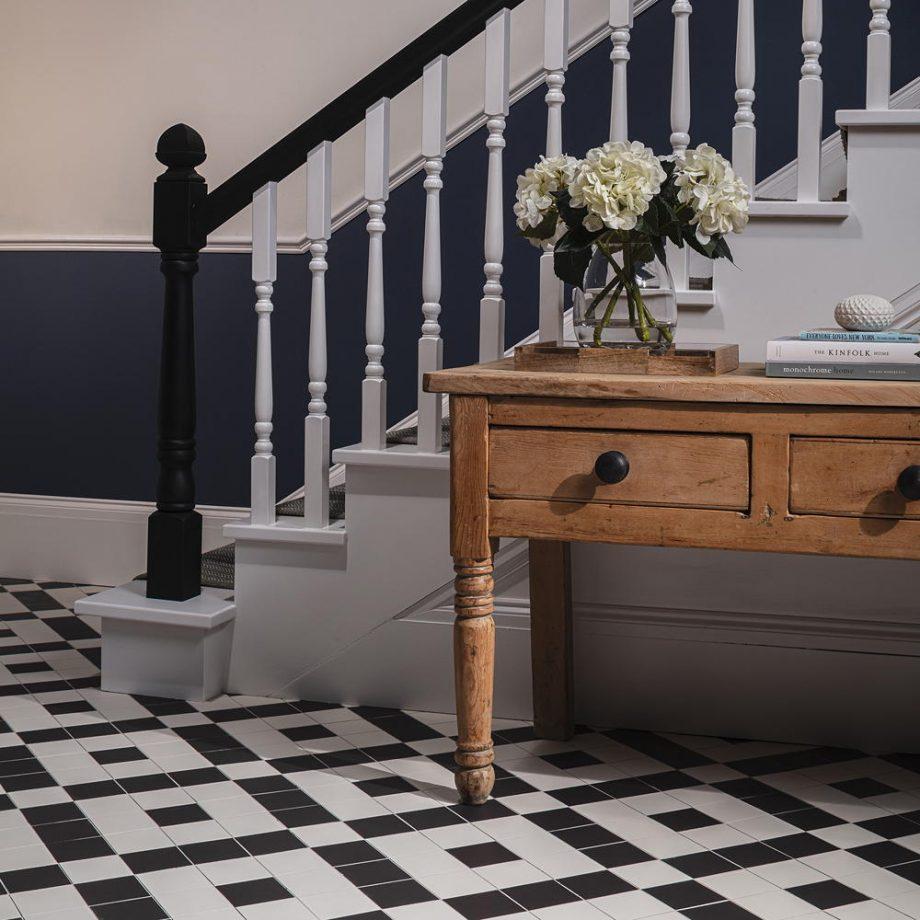Topps Tiles Victorian Flooring makes restoring a Victorian
