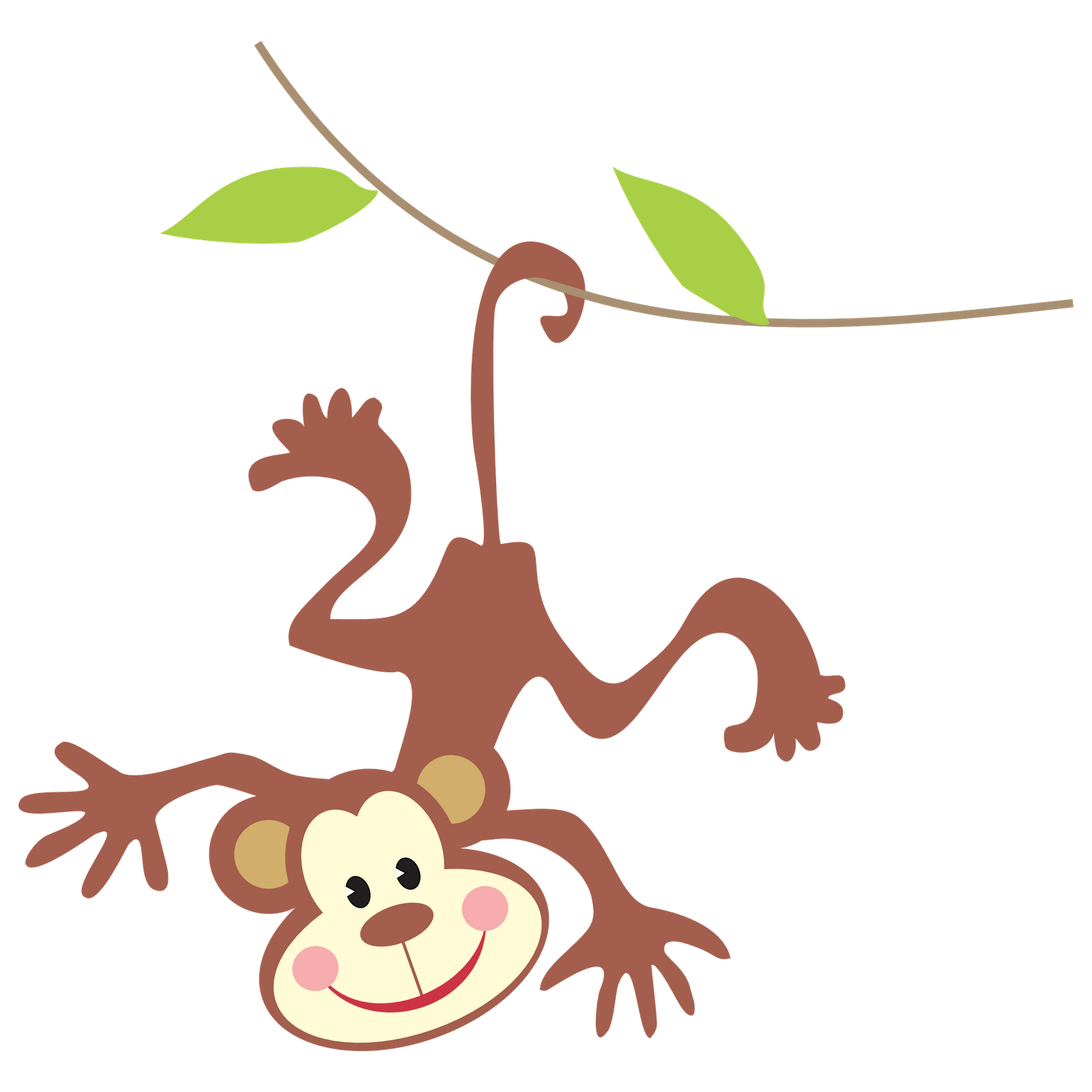 baby jungle clip art free don t forget to link to this page for rh pinterest co uk free jungle clipart download jungle animal clipart free