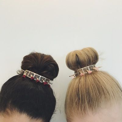 Bun Cuffs Hair Accessories Jen Atkin Hair Boho Bazaar