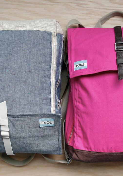 e5f458f4f2 Make doing good part of your next adventure with TOMS Backpacks ...