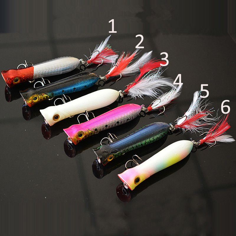 how to make fishing lures with feathers