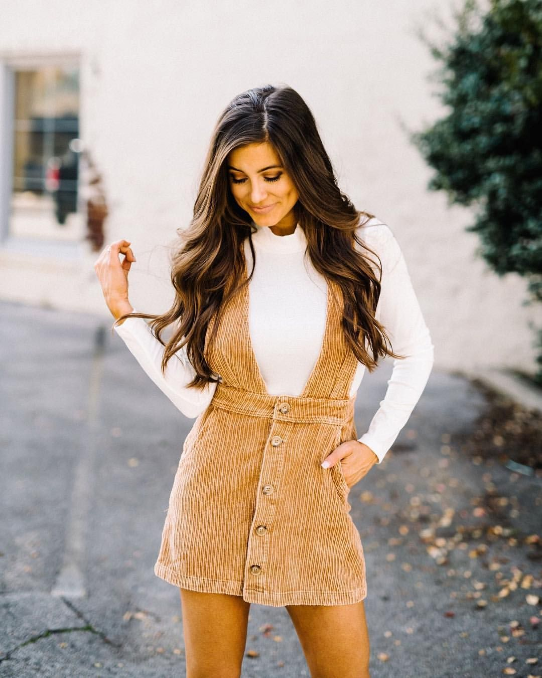 These Three Boutique On Instagram New We Re Obsessed With This Pocketed Corduroy Dress Launchin Corduroy Dress Outfit Corduroy Dress Maxi Dress Outfit Fall [ 1350 x 1080 Pixel ]