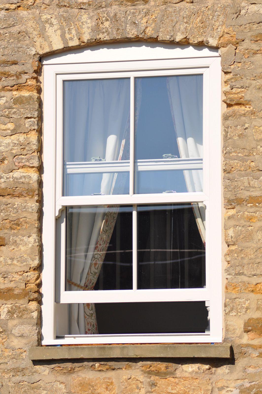 Spectus Vertical Sliding Windows Heritage Windows