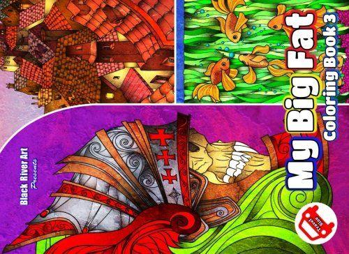 My Big Fat Coloring Book 3 Travel Size By Karlon Douglas Amazon Dp 1546545123 Refcm Sw R Pi X WAIfzbFZY8HAR