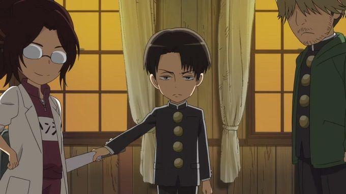 El Anime Shingeki! Kyojin Chouugakku revela su tercer vídeo promocional y tema de Ending.
