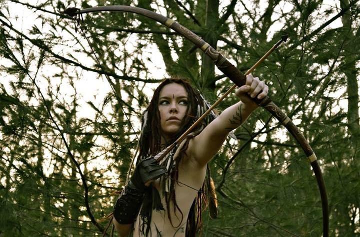 Earth Warrior - Jenny from Omnia