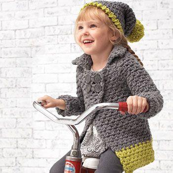 Os lleva a un blog donde podéis encontrar patrones gratis en crochet ...
