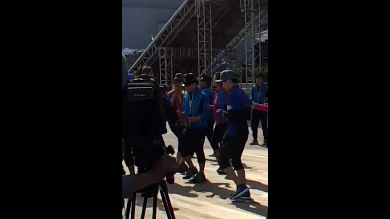 120422 출발드림팀 재범 댄스