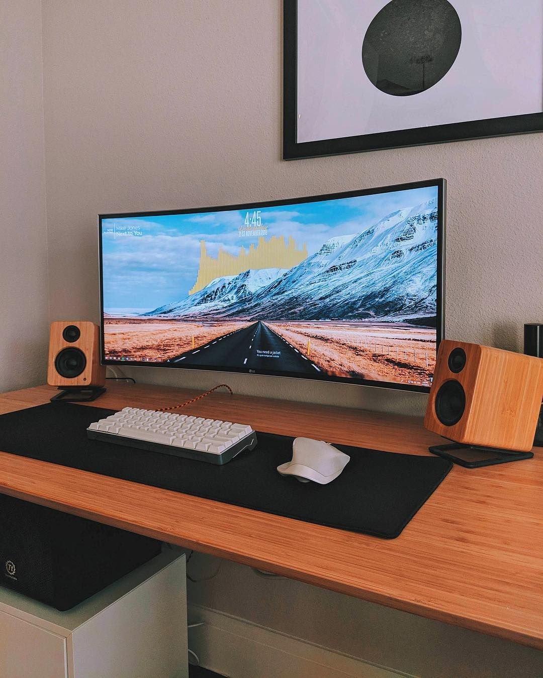 Kanto S2 Desktop Speaker Stand