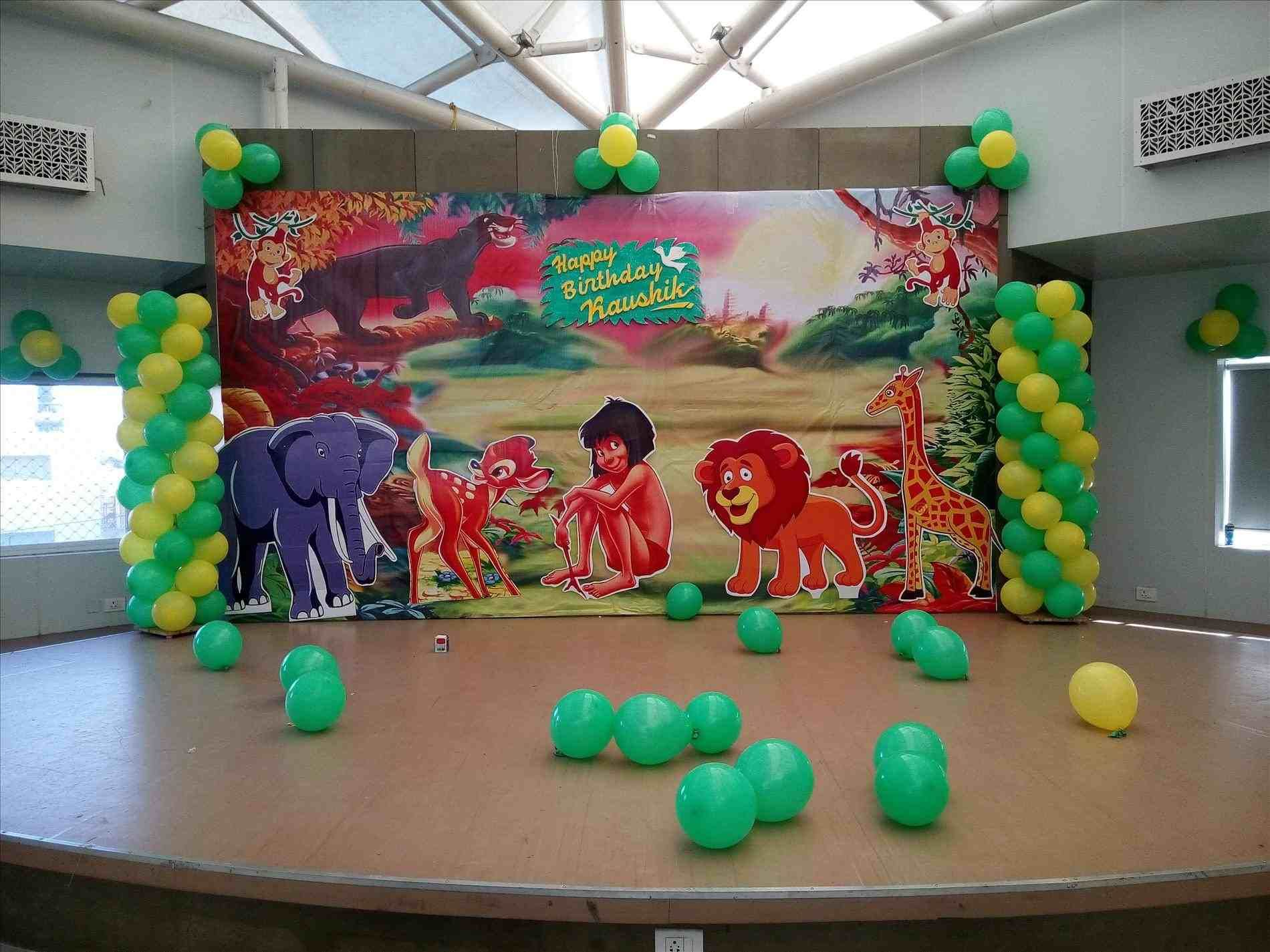 New Post Balloon Decoration For Kids Birthday Party Visit Bobayule