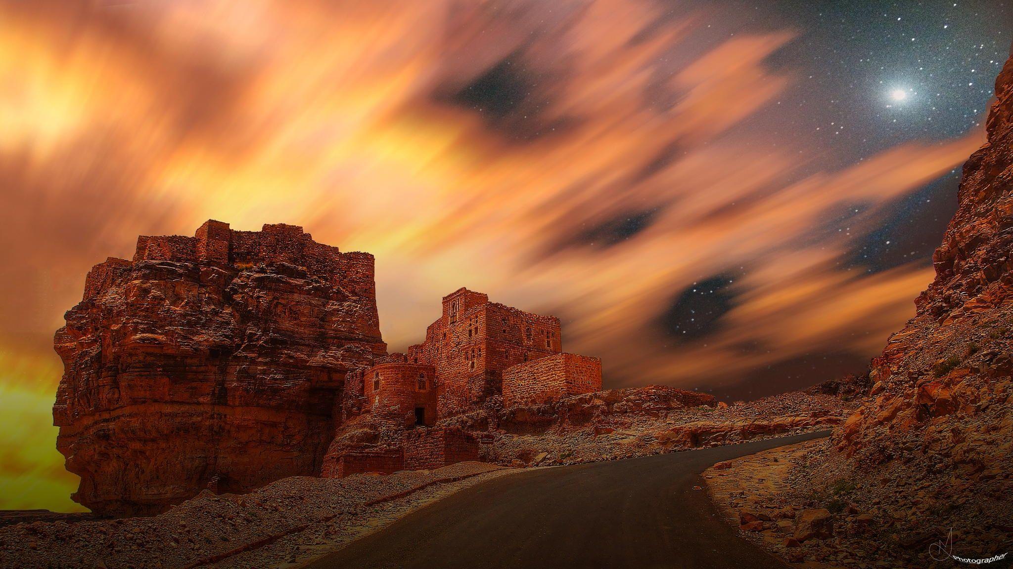 Al Zakati Castle | Discovered from Dream Afar New Tab