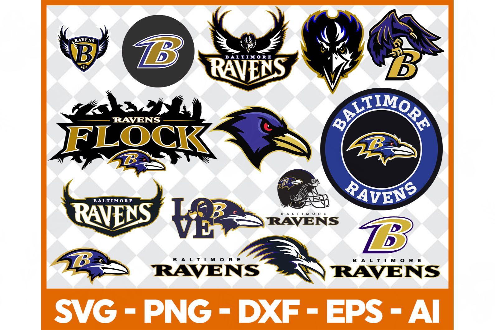 Baltimore Ravens,nfl svg, Football svg file, Football logo