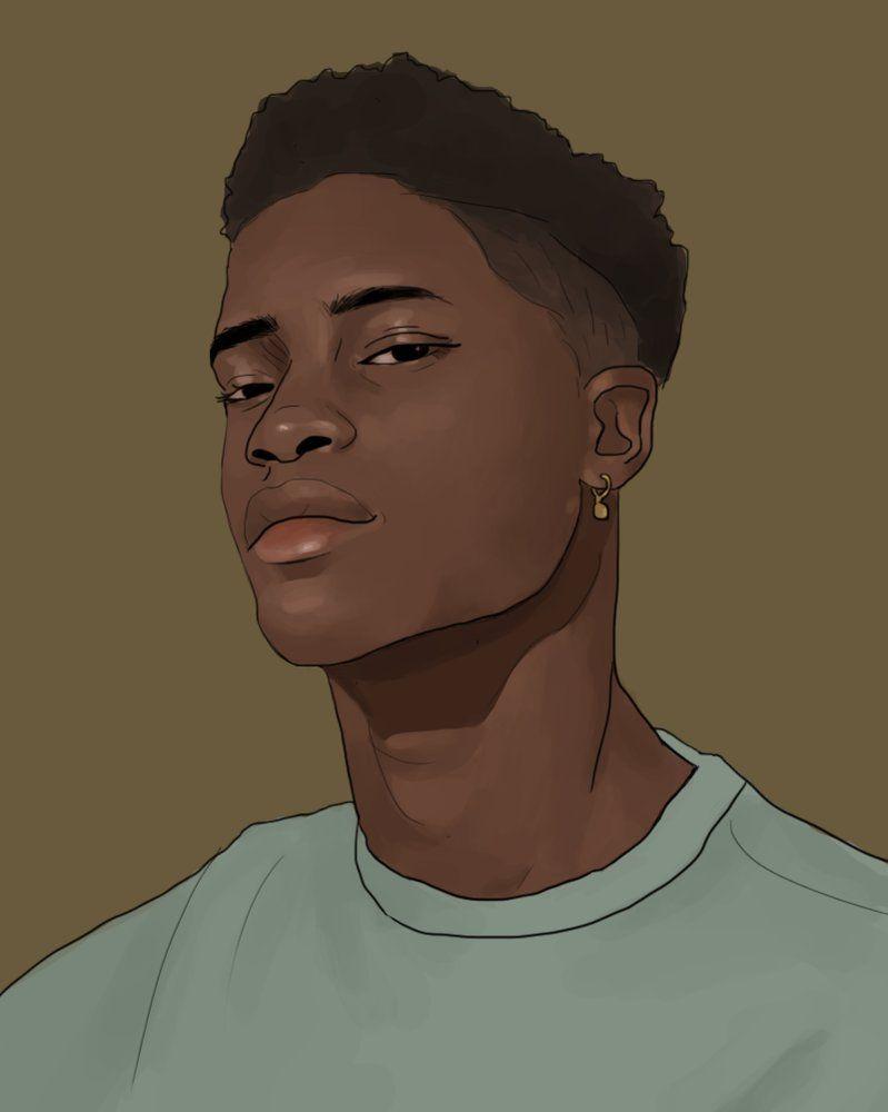 James Kakonge by Hazelfae888 on DeviantArt
