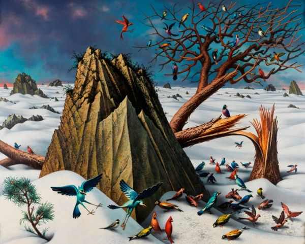 Peter Blume- Winter
