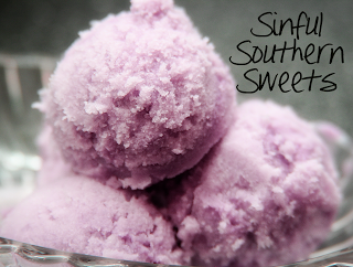 Sinful Southern Sweets: Grapico Ice Cream