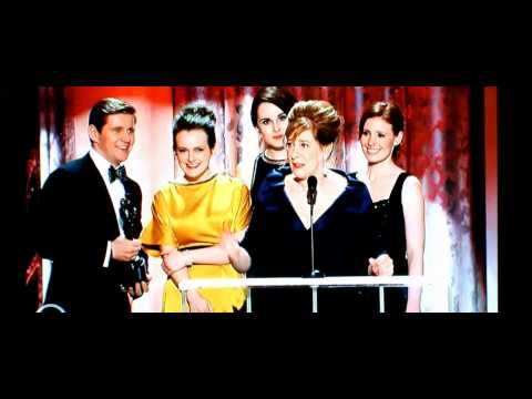 Videos: Downton Abbey Cast at SAG Awards. Click here to watch them all http://www.downtonabbeyaddicts.com/2013/01/videos-downton-abbey-cast-at-sag-awards.html