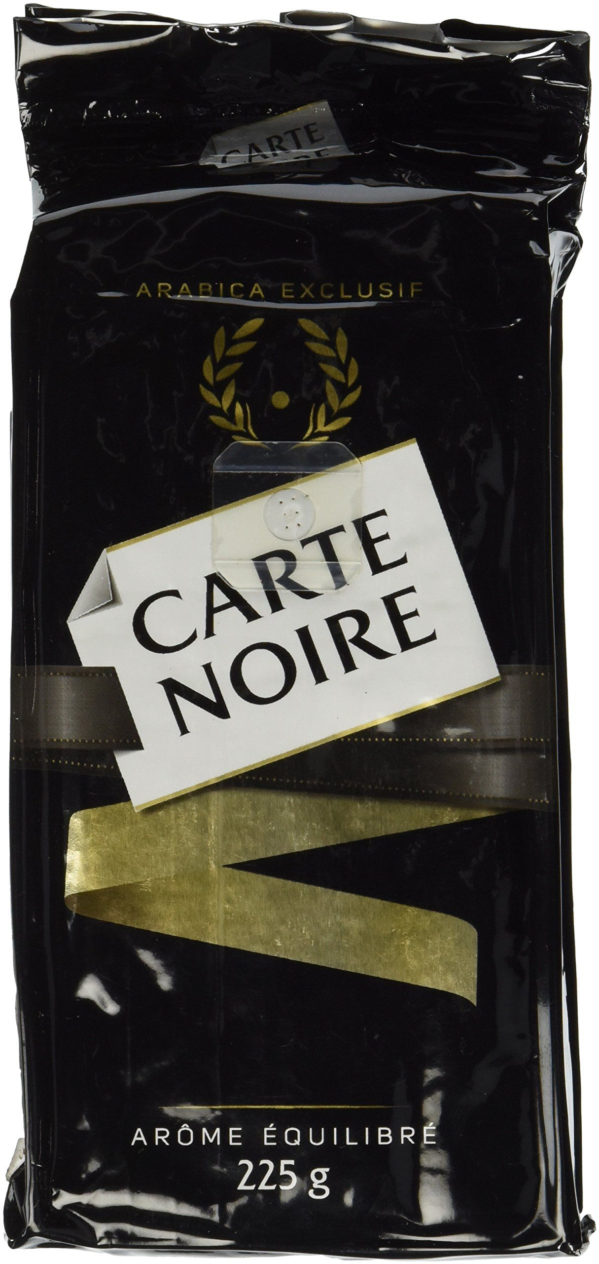 Coffee carte noire authentic imported french gourmet