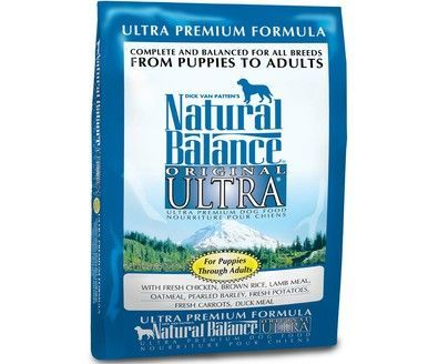 Natural Balance Original Ultra Ultra Premium Formula Complete Dry