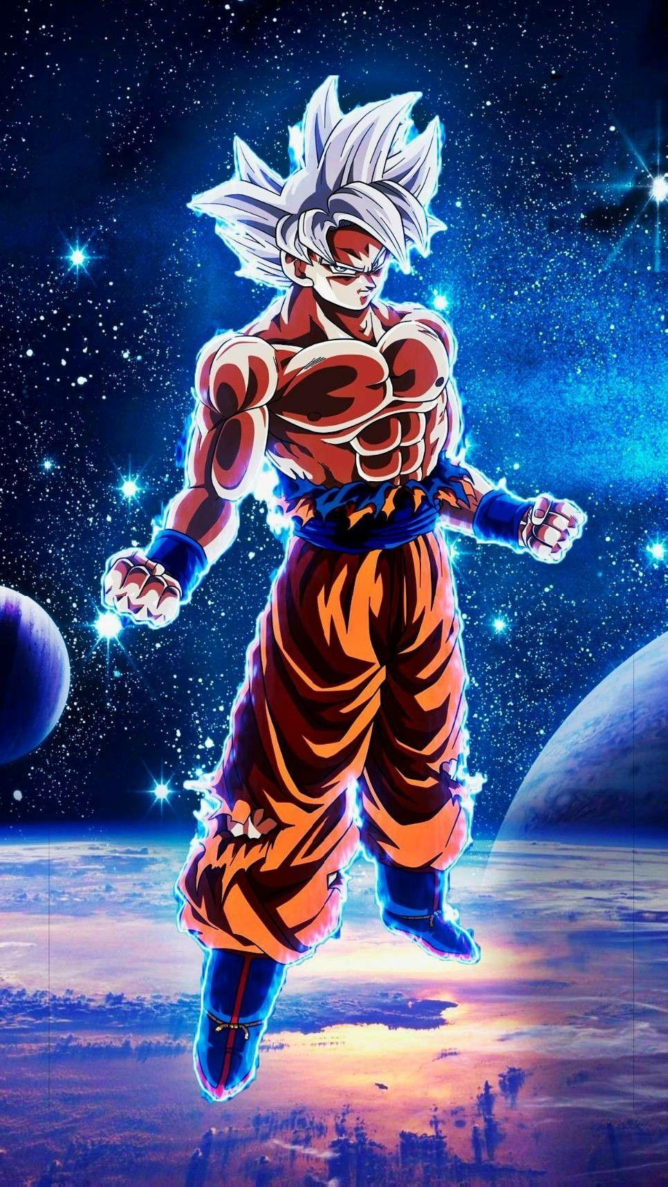 Gokú Migatte No Gokui Dominado Universo Dbz Dragon Ball Goku