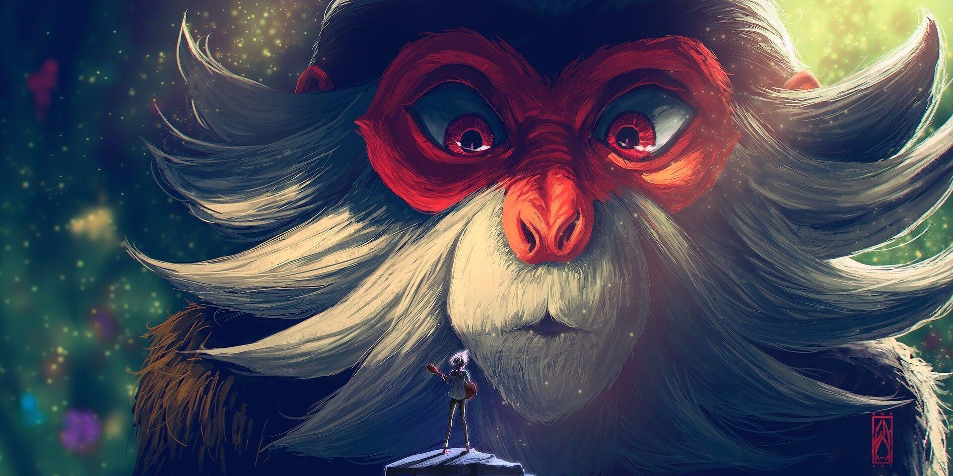 Kipo and the age of wonderbeasts age cartoon movie