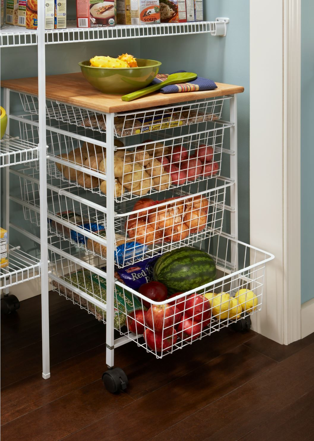 A Handy Drawer Kit Works Great For Quick, Easy Access For All Of Your  Cooking Needs #ClosetMaid
